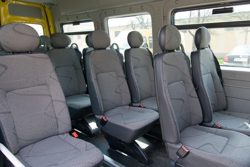 Renault Master - preprava osôb